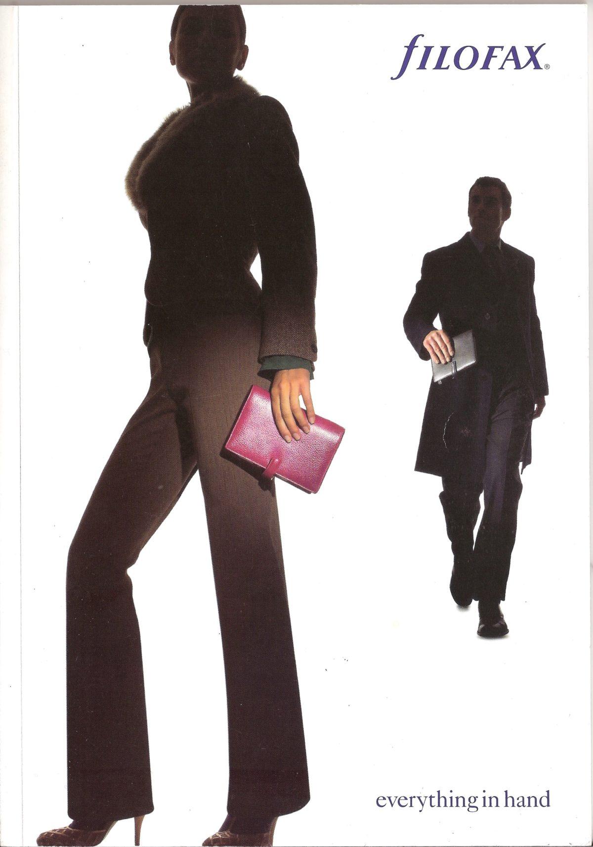Filofax UK Full Catalogue2005/6