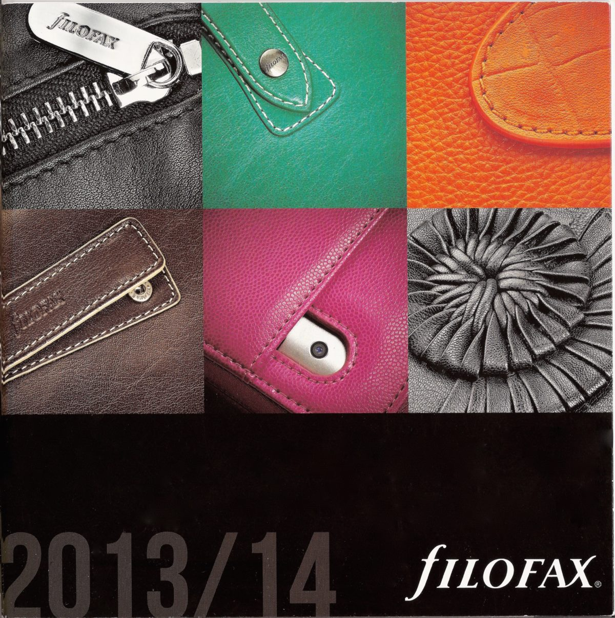 Filofax UK Product Guide 2013/14