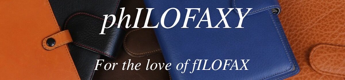 Filofax Catalogue Archive